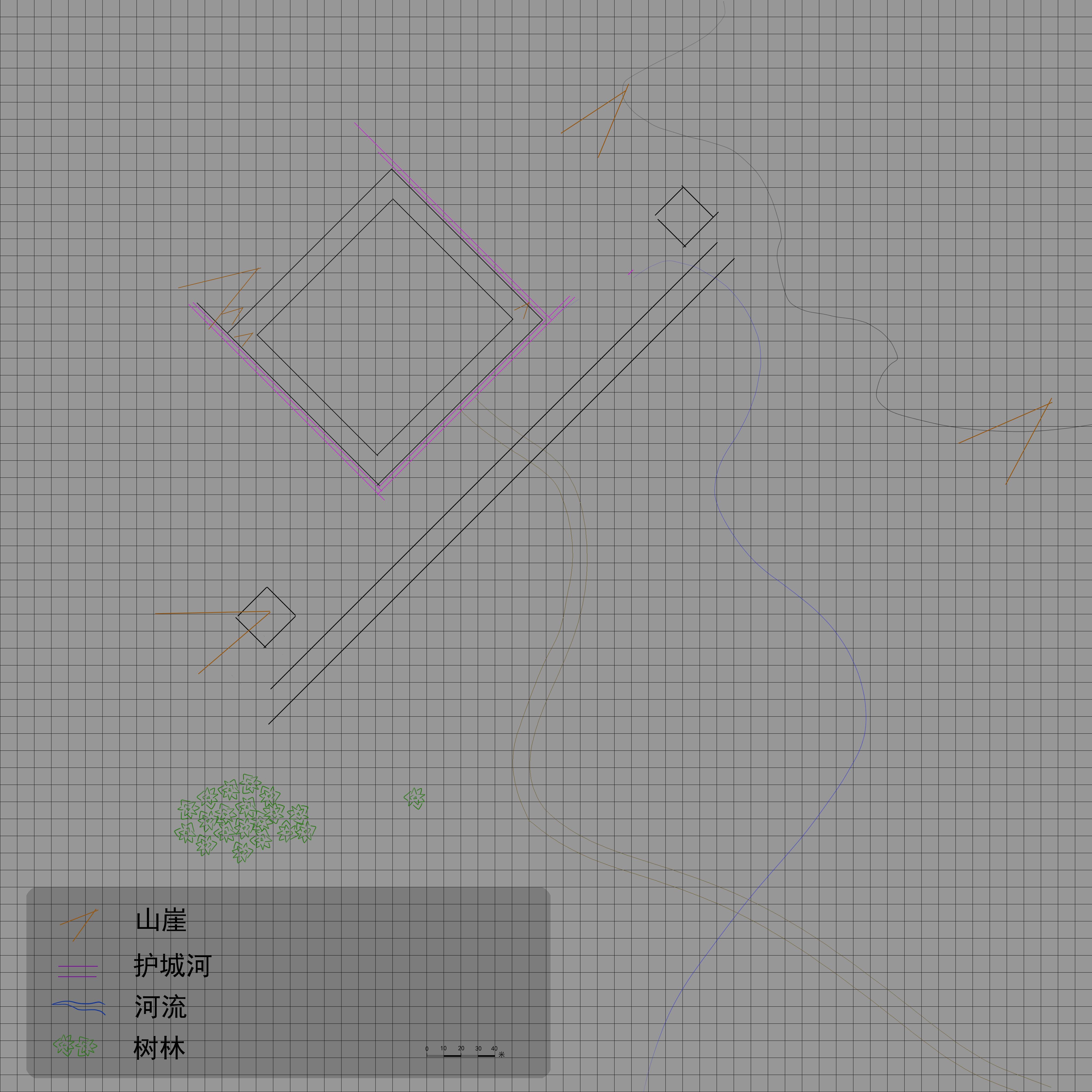 地图 第一关 序幕